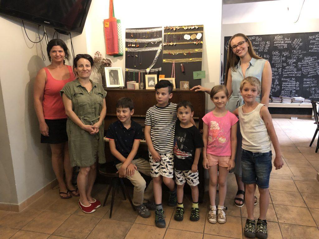 Ka Sha Fe Děti / Children